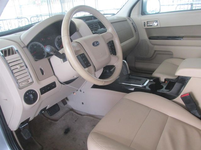 2009 Ford Escape Limited Gardena, California 4