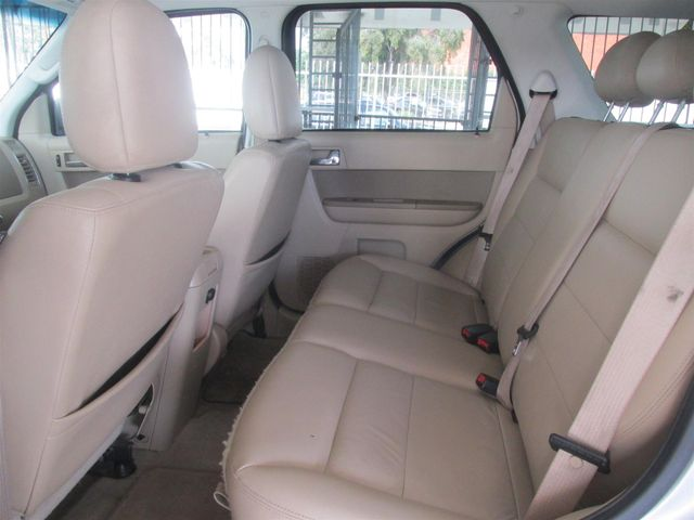 2009 Ford Escape Limited Gardena, California 10