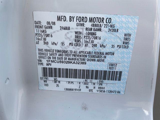 2009 Ford Escape Hybrid Hoosick Falls, New York 7