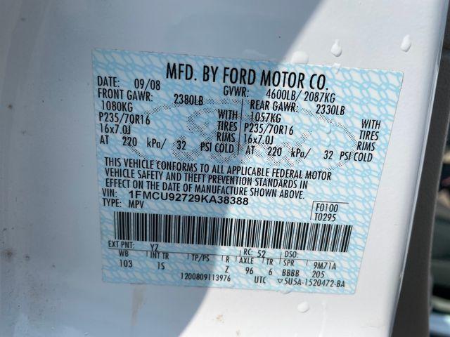2009 Ford Escape XLS Hoosick Falls, New York 7