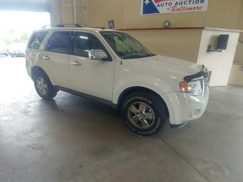 2009 Ford Escape XLT   JOPPA, MD   Auto Auction of Baltimore  in JOPPA, MD