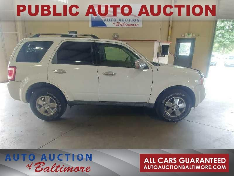 2009 Ford Escape XLT   JOPPA, MD   Auto Auction of Baltimore  in JOPPA MD