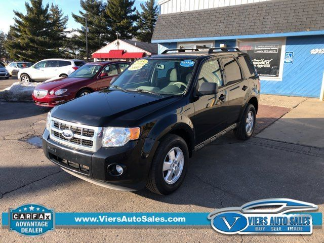 2009 Ford Escape XLT 4WD in Lapeer, MI 48446
