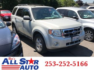 2009 Ford Escape XLT AWD in Puyallup Washington, 98371