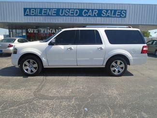 2009 Ford Expedition EL Limited  Abilene TX  Abilene Used Car Sales  in Abilene, TX