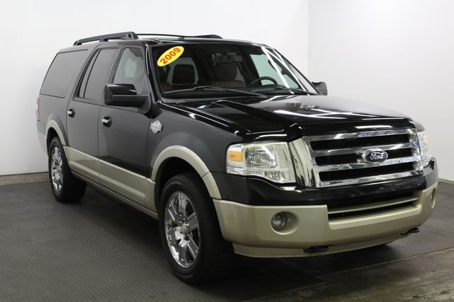 2009 Ford Expedition EL King Ranch