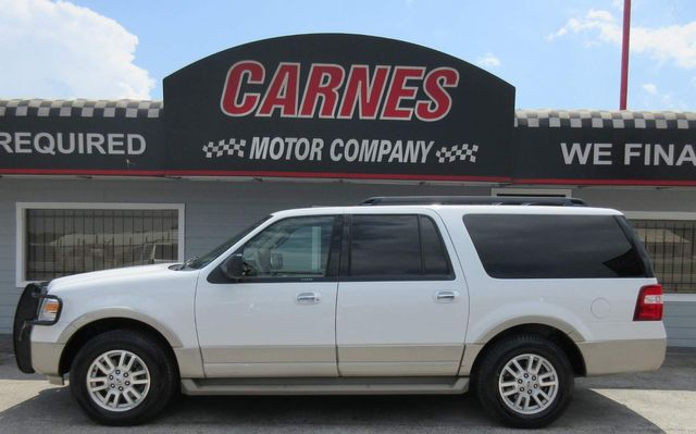 2009 Ford Expedition EL Eddie Bauer south houston, TX