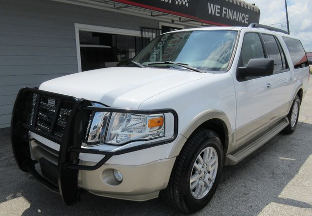2009 Ford Expedition EL Eddie Bauer south houston, TX 1