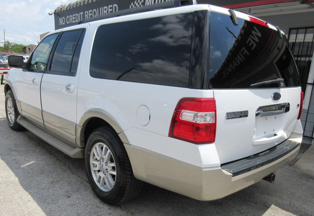 2009 Ford Expedition EL Eddie Bauer south houston, TX 2