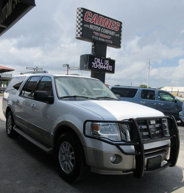 2009 Ford Expedition EL Eddie Bauer south houston, TX 5