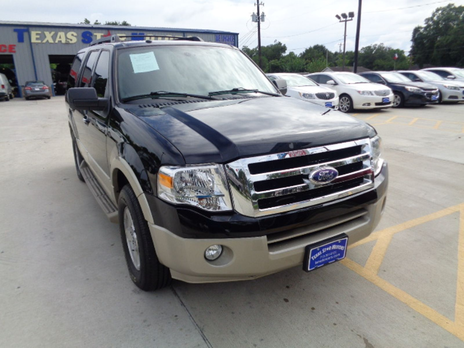 Ford Expedition Edbauer City Tx Texas Star Motors In Houston