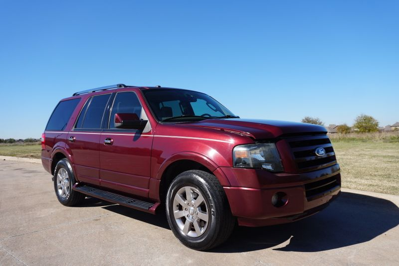 2009 Ford Expedition Limited in Rowlett, Texas