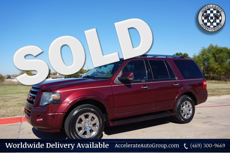 2009 Ford Expedition Limited in Rowlett Texas