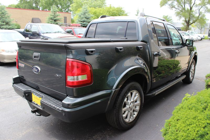 2009 Ford Explorer Sport Trac Limited  city Illinois  Ardmore Auto Sales  in West Chicago, Illinois