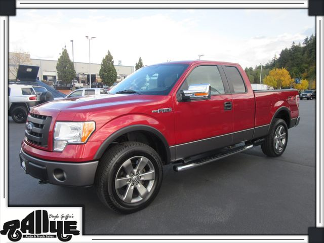 2009 Ford F150 FX4 4WD