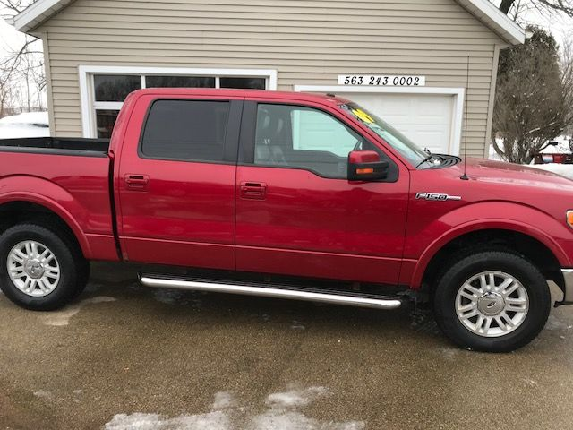 2009 Ford F-150 Lariat in Clinton, IA 52732