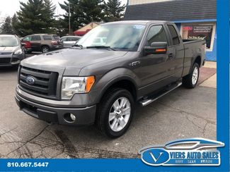 2009 Ford F-150 FX4 4WD in Lapeer, MI 48446