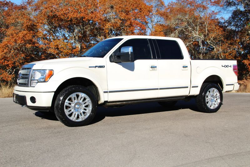 2009 Ford F-150 Platinum 4x4