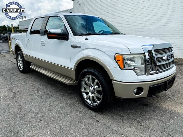 2009 Ford F-150 King Ranch Madison, NC 7
