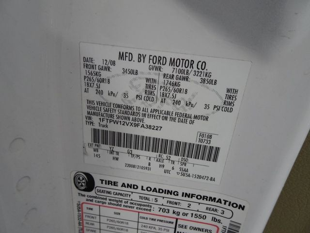 2009 Ford F-150 Lariat in McKinney, Texas 75070
