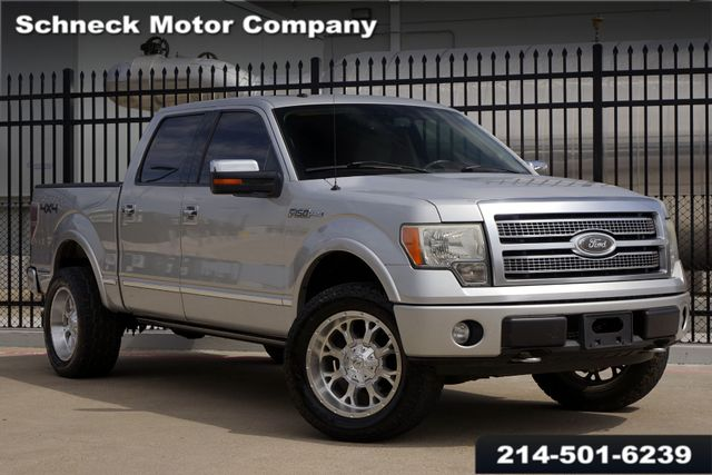 2009 Ford F-150 Platinum **Lifted*