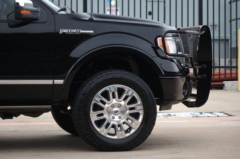 2009 Ford F-150 Platinum* Low Miles* One Owner* 4x4* NAV* BU Cam**   Plano, TX   Carrick's Autos in Plano, TX