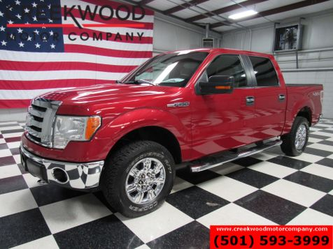 2009 Ford F-150 XLT 4x4 Crew Cab Chrome New Tires 1 Owner CLEAN in Searcy, AR