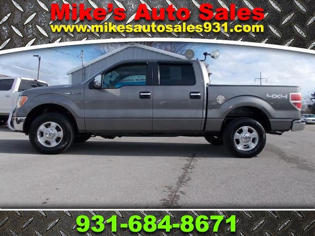 2009 Ford F-150 XLT Shelbyville, TN