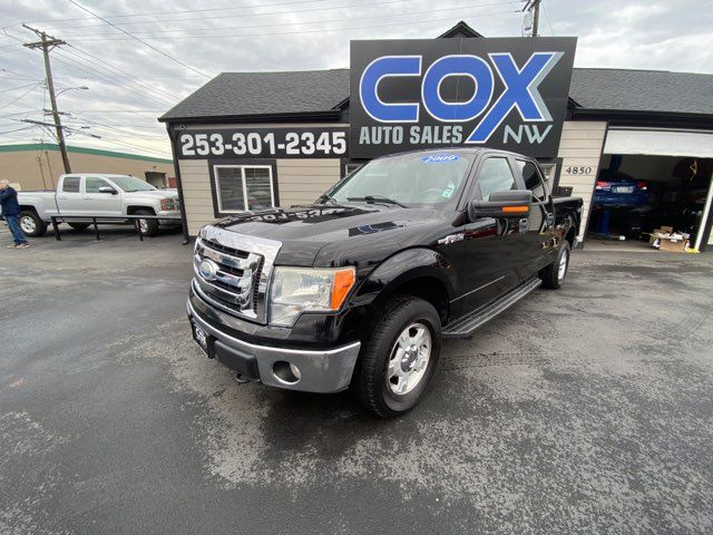 2009 Ford F-150 XLT in Tacoma, WA 98409