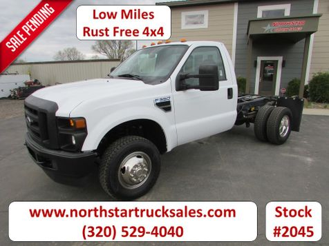2009 Ford F-350 4x4 Cab Chassis  in St Cloud, MN