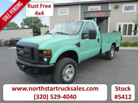 2009 Ford F-350 4x4 Reg Cab Service Utility Truck  in St Cloud, MN
