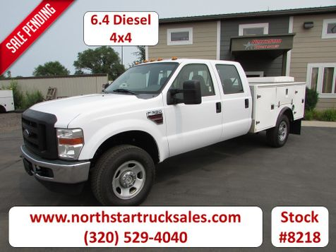 2009 Ford F-350 4x4 Service Utility Truck  in St Cloud, MN