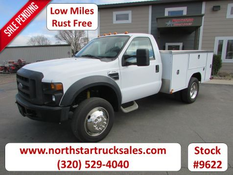 2009 Ford F-450 4x2 Reg Cab Utility Truck  in St Cloud, MN