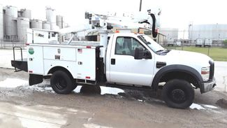 2009 Ford F-550 4X4 42FT ALTEC in Fort Worth, TX