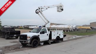 2009 Ford F-550 4X4 42FT REACH  ALTEC in Fort Worth, TX