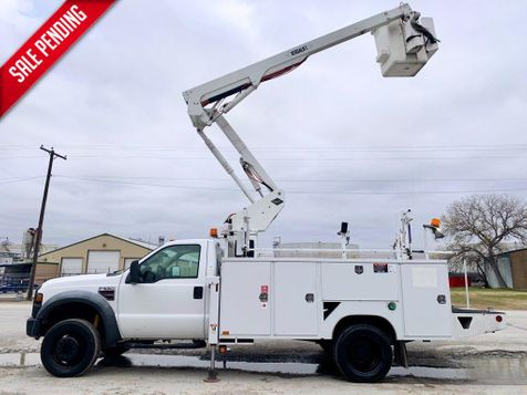 2009 Ford F-550 4X4 Bucket Truck 42 FT REACH VERSALIFT ARTICULATING & TELESCOPIC in Fort Worth, TX