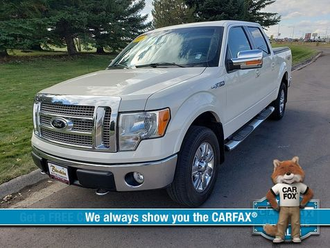 2009 Ford F150 4WD Supercrew Lariat 5 1/2 in Great Falls, MT