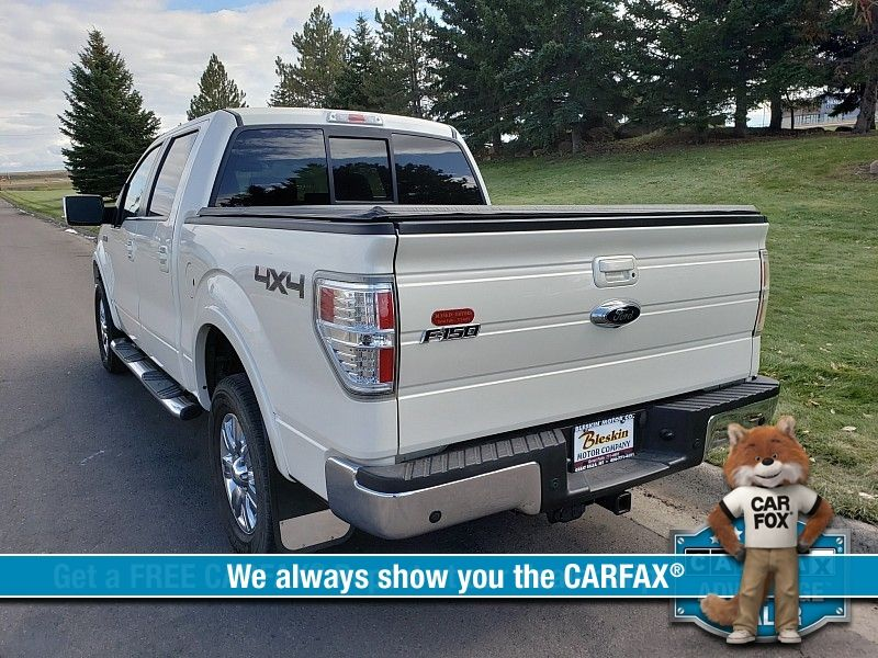 2009 Ford F150 4WD Supercrew Lariat 5 12  city MT  Bleskin Motor Company   in Great Falls, MT