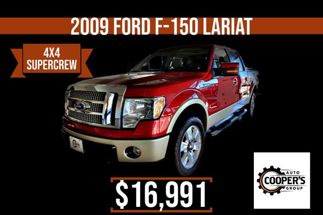 2009 Ford F150 SUPERCREW