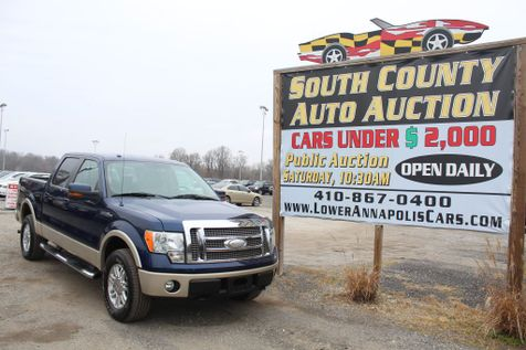 2009 Ford F150 SUPERCREW in Harwood, MD