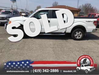 2009 Ford F150 SUPERCREW 4X4 in Mansfield, OH 44903