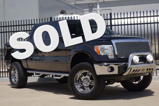 2009 Ford F150 5.4 * 4x4 * 1-Owner * LIFTED * 20's * EXTRAS! * TX Plano, Texas