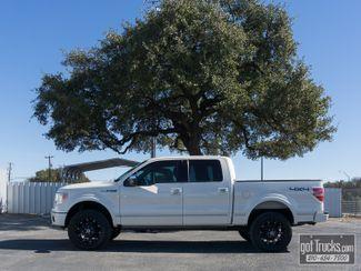 2009 Ford F150 Crew Cab Platinum 5.4L V8 4X4 in San Antonio Texas, 78217
