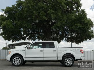 2009 Ford F150 Crew Cab Platinum 5.4L V8 4X4 in San Antonio Texas, 78217