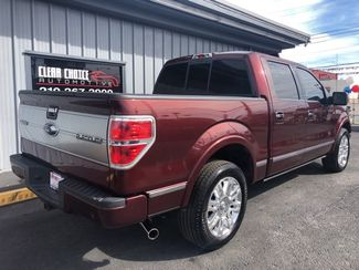 2009 Ford F150 Platinum  city TX  Clear Choice Automotive  in San Antonio, TX