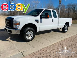2009 Ford F250 Extcab 4X4 5.4L V8 2-OWNER WORK HORSE in Woodbury, New Jersey 08093
