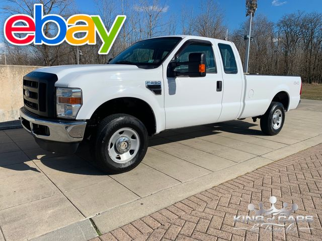 2009 Ford F250 Extcab 4X4 5.4L V8 2-OWNER WORK HORSE in Woodbury, New Jersey 08096