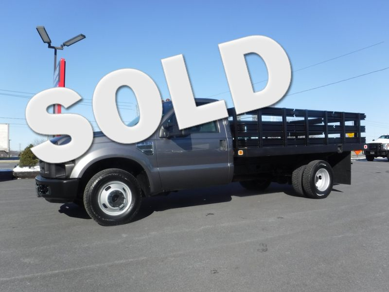 2009 Ford F350 12' Stake 2wd  in Ephrata PA