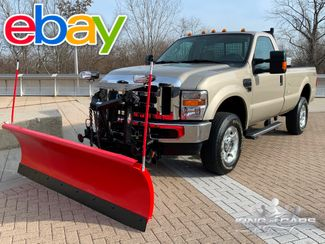2009 Ford F350 Rcab 4x4 5.4L V8 1-OWNER ONLY 19K MILES WOW W/ PLOW in Woodbury, New Jersey 08096