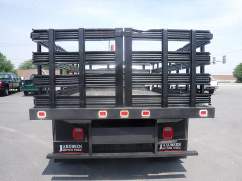 2009 Ford F450 14FT Stake Truck 2wd V10 Gas in Ephrata, PA